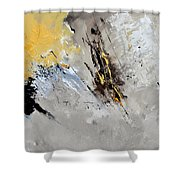 Abstract 8831801 Shower Curtain
