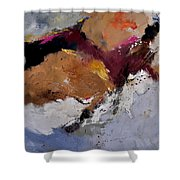 Abstract 8831901 Shower Curtain