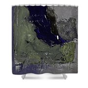 Abstract 88457412 Shower Curtain