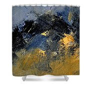 Abstract 963257 Shower Curtain