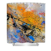 Abstract 965943 Shower Curtain