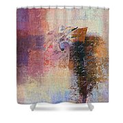 Abstract Floral - Xs01bt2 Shower Curtain