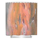 Abstract Nature 0 Shower Curtain