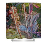 Abstract Nature 9 Shower Curtain