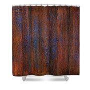 Abstract No 20 Amoris Gustum Shower Curtain