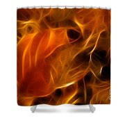 Abstract Of Nature 4 Shower Curtain