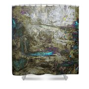 Abstract Print 13 Shower Curtain