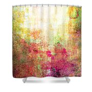 Abstract Print 14 Shower Curtain