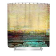 Abstract Print 5 Shower Curtain