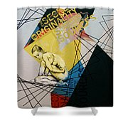 Abstract Women 021 Shower Curtain