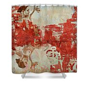 Abstract Women 20 Shower Curtain