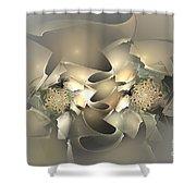 Abstraction 009 - Marucii Shower Curtain