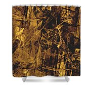 Abstraction 0252 Marucii Shower Curtain