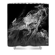 Abstraction 0286 - Marucii Shower Curtain