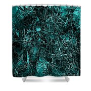 Abstraction 0378 Marucii Shower Curtain