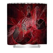 Abstraction 0536 Marucii Shower Curtain