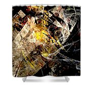 Abstraction 0576 - Marucii Shower Curtain