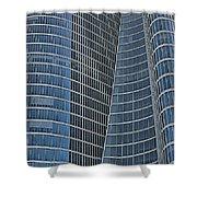 Abu Dhabi Investment Authority Shower Curtain