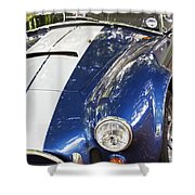 Ac Cobra Shelby Shower Curtain