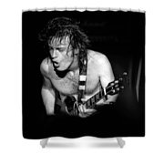 Ac Dc #3 Shower Curtain