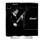 Ac Dc #4 Shower Curtain
