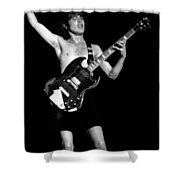 Ac Dc #44 Shower Curtain
