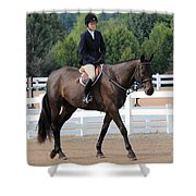 Ac-hunter19 Shower Curtain