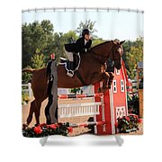 Ac-medal23 Shower Curtain