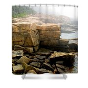 Acadia Morning 7647 Shower Curtain