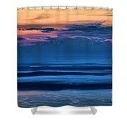 Acadia Sunrise Shower Curtain