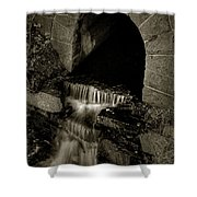 Acadia Waterfall Shower Curtain