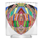 Accidental Art Visualizations Female Hands Loosen Their Shield On Bossoms And More Beneth It Shower Curtain