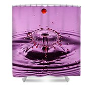 Aces High Shower Curtain