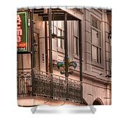 Acme Oyster House Shower Curtain