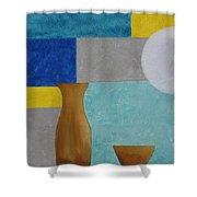 Acrylic 3d Msc 004 Shower Curtain