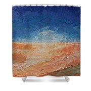 Acrylic Msc 102 Shower Curtain