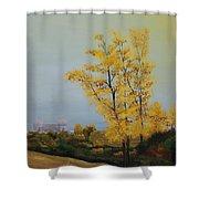 Acrylic Msc 192 Shower Curtain