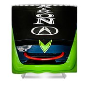 Acura Patron Car Hood Shower Curtain