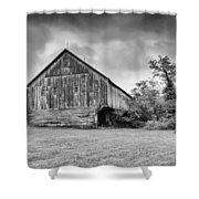 Adams County Barn 2923b Shower Curtain