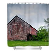 Adams County Barn 7d02923c Shower Curtain