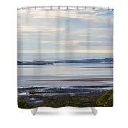 Adara Donegal Ireland Shower Curtain