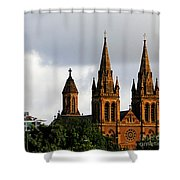 Adelaide 3 Shower Curtain