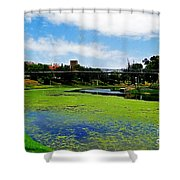 Adelaide 4 Shower Curtain