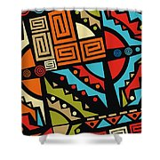 Perfect Imperfections IIv2 Shower Curtain