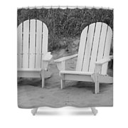 Adirondachairs Shower Curtain