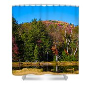 Adirondack Color IIi Shower Curtain