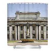 Admirals House Shower Curtain