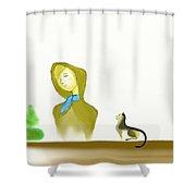 Admire Shower Curtain