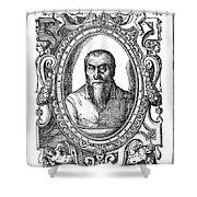 Adrian Willaert (1480-1562) Shower Curtain