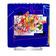 Benefit Of Concealment 1 One Shower Curtain